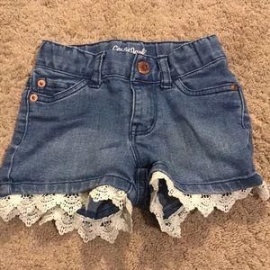 5/$15 Cat & Jack shorts size 3t